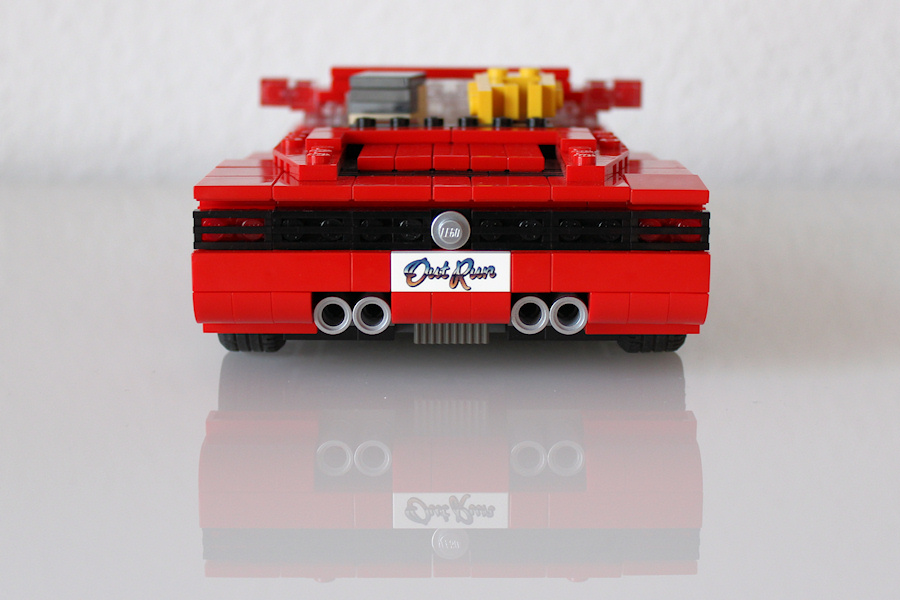 My 120 Ferrari Collection A LEGO creation by Stephan Sander