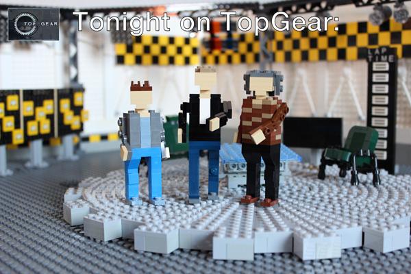 Top gear intro